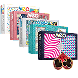 Copag Neo marked cards