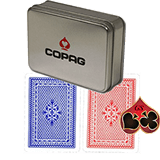 Good Copag Marked Cards