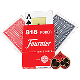 Fournier 818 marked cards