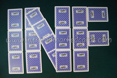 Fournier WPT Marked Cards